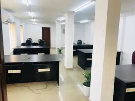 Fully Air-Conditioned Office Spaces just for Rs 3000/- per month!!