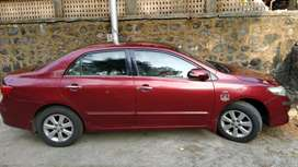 Corolla Altis VVTi 105000km genuine showroom serviced