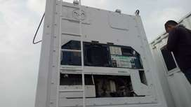 Container Kontainer Reefer Ready Stok Banyak Pilihan