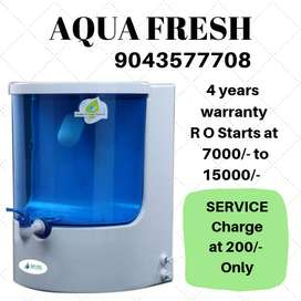 New R O Water Purifier Sales and Service At All Over Chennai