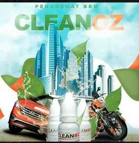 Cleanoz produk pembersih kerak karbon di piston dan penghemat BBM
