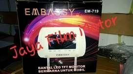 Headrest Embassy EM-719 murah