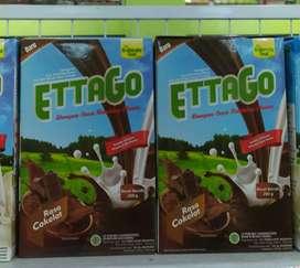 Susu Kambing Ettago Coklat 200gr