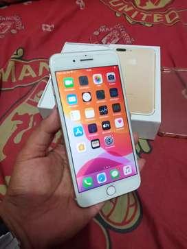 Iphone 7+ plus 128gb gold termurah gahar nominus smua sumcardv