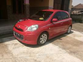 Nissan March 2011 manual plat AD Solo
