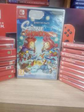 Game Nintendo Switch Scribble Nauts Showdown