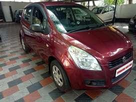 Maruti Suzuki Ritz Vxi BS-IV, 2011, Petrol