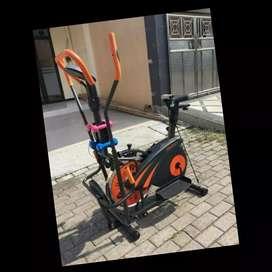 jual sepeda statis big orbitrek plat FC-844 alat fitnes salatiga