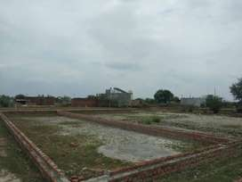 Free hold plot sale at Lucknow