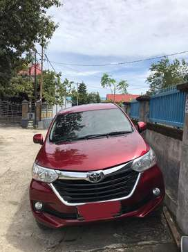 Toyota Avanza 2018 type G M/T