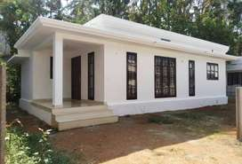 A NEW CHARMING 2BED ROOM 700SQ FT 4.6CENTS HOUSE IN KUTTANELLUR,TSR