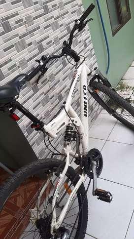 Sepeda Gunung Bekas