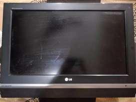 LG X Canvas HD TV