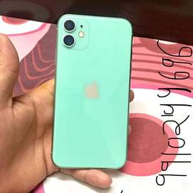 Iphone 11 64 gb mint contion