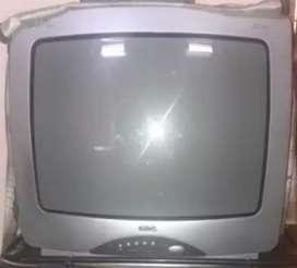 onida color TV in good condition(21inches)