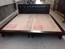 Double bed new brand without storage