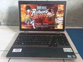 Laptop Spek Tinggi Corei7 RAM8GB/DUAL VGA NVIDIA4,5GB SIAP DESAIN,GAME