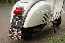 Vespa super tahun 78