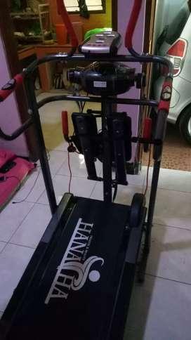Treadmill manual original lengkap
