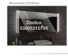 Led touch mirror for sale