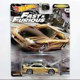 Hot Wheels hotwheels Nissan 240sx S14 Fast Tuners Fast Furious