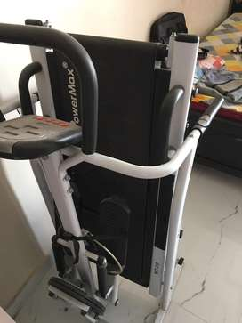Power max manual tread mill