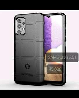 Samsung A51 casing RUGGED SHIEL