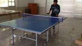 Tenis Meja Pingpong partikel dan mdf Jogja