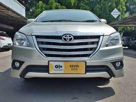 2014 Toyota Kijang Innova 2.0 G Luxury AT - Bensin Matic