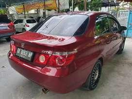 Honda City v-tec 2006 MT pjk 02/2021 Asli Bjm