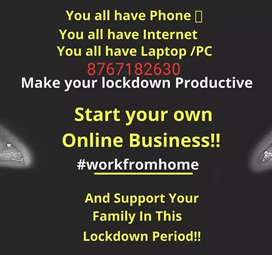 Best Opportunity to earn unlimited Income by Phone