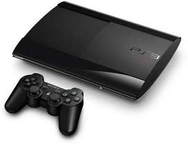 PS3 12GB with Two game titles