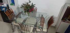 A Four seater dining table