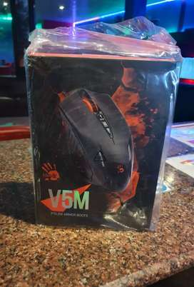 Bloody V5M Gaming Mouse with Metal Feet
