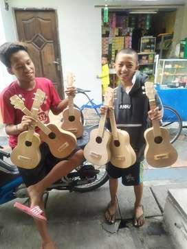 Gitar kentrung polos 5