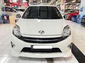 Toyota Agya TRD Sportivo 1.0 Automatic 2014 Kondisi Istimewa