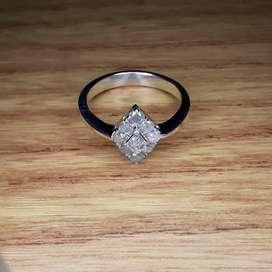 Cincin wanita full berlian eropa
