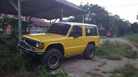 Chevrolet Trooper 1986 Full modifikasi Offroad