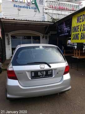 Dijual mobil Honda Jaz 2007- matic