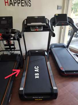 Treadmill comersial gym x8 AC SUPORT HRG MURAH
