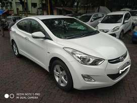 Hyundai Elantra 1.8 SX AT, 2013, Petrol