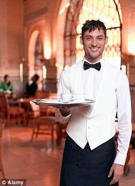 Need stewards for 5star hotels(banquet+restaurant)