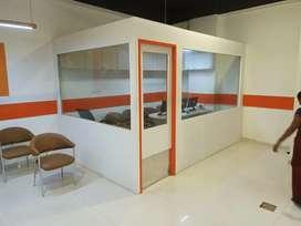 Showroom / office cabin