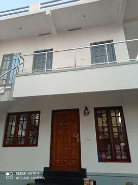 Newly build home,1bhk 2 portuons available