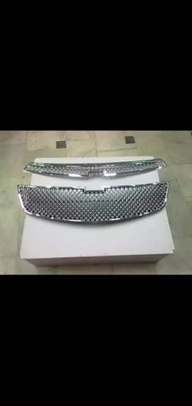 Cruze front chrome grill