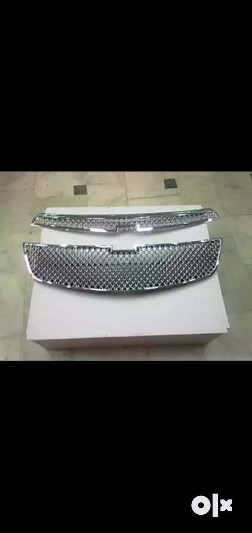 Cruze front chrome grill 0