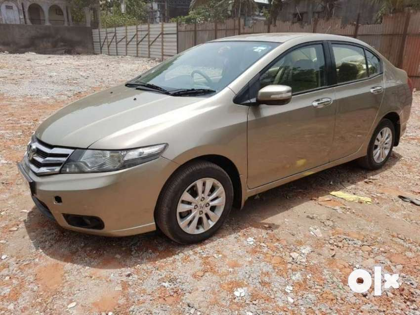 Honda City 1.5 V At Exclusive, 2012, Petrol 0