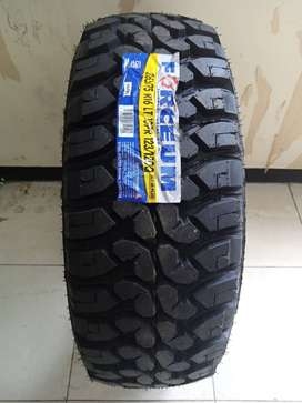 Ban Mobil Offroad Ring 16 265/75 Forceum M/T 08 Plus 265 75 R16
