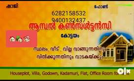 House for rent sale lease in kottayam