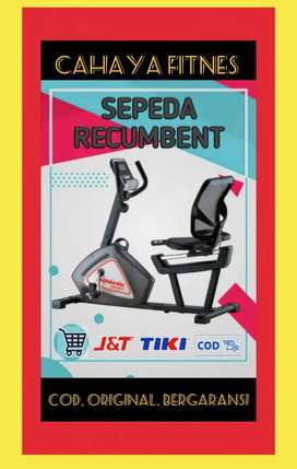 ALAT fitnes gym sepeda statis murah multifungsi